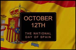 October 12 - The National Day of Spain - Citylife Madrid