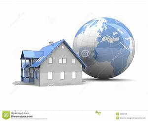 Global Real Estate Royalty Free Stock Images - Image: 19930159