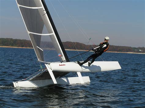 Catamaran Cruising Costs by International A Class Catamaran Wikipedia