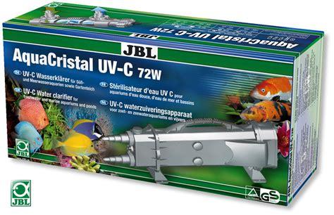 jbl aquacristal uv c 72w st 233 rilisateur uv pour bassin de 4000 224 70000 l accessoires bassins