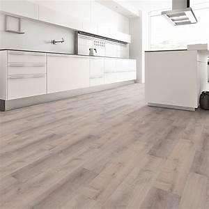 Wohnzimmer Boden Grau : b design vinylboden maxi sherwood eiche grau x 220 x 5 mm landhausdiele 5160 voll ~ Markanthonyermac.com Haus und Dekorationen