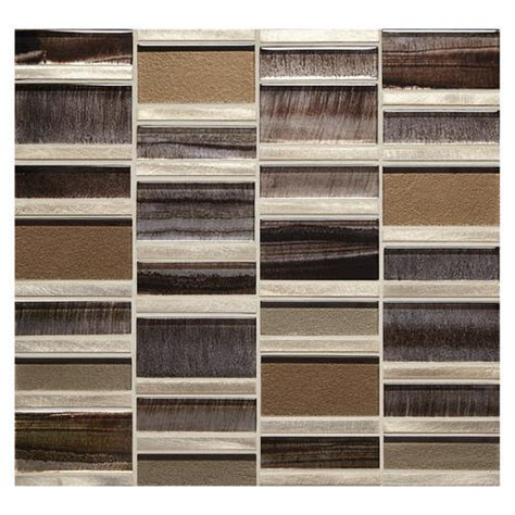 phase mosaic wall glass tile 12 quot x 12 quot at menards 174