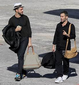 Marc Jacobs and ex-fiance show off their incredibly toned ...