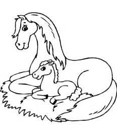 20 dessins de coloriage cheval gratuit 224 imprimer