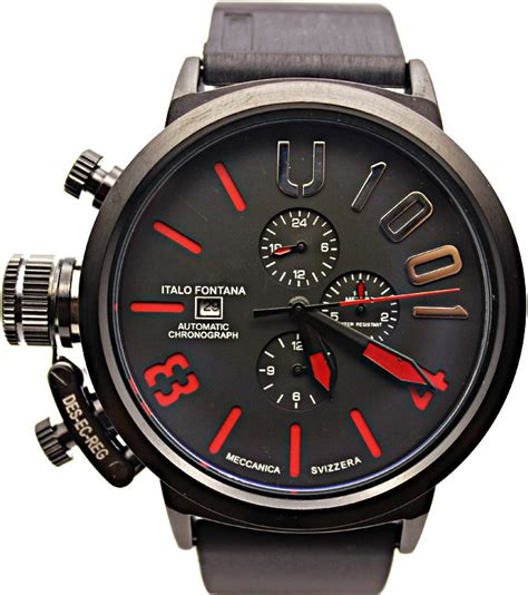 U Boat Watch Limited Edition by U Boat Limited Edition Watches For Sale