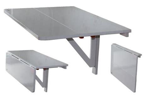 sobuy fwt02 w table murale rabattable en bois plateaux platea