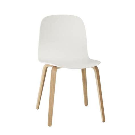 muuto visu chair wood base by tolvanen design store