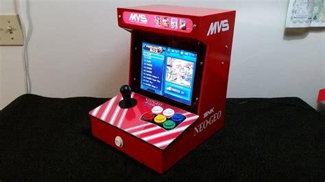 mini arcade cabinet kit manicinthecity