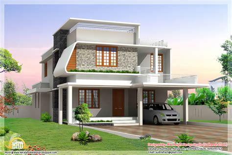Home Designer : 3 Beautiful Modern Home Elevations