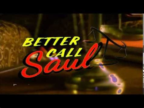 Better Call Saul Intro [14 Episode] Youtube
