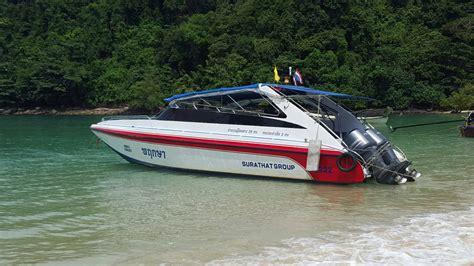 Speedboot Preise by Ranong Nach Koh Phayam Mit F 228 Hre Bus Minibus