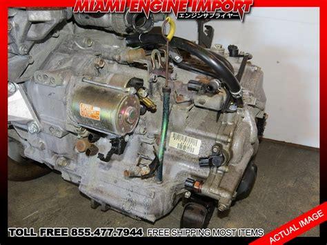 99-2000-2001 Honda Odyssey 4 Speed Automatic Transmission
