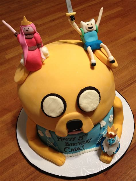 adventure time cakes decoration ideas birthday