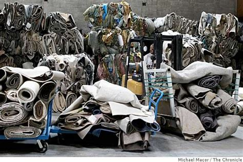 Carpet Recycling Is Gaining Ground