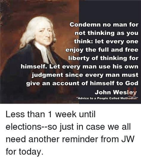 25+ Best Memes About John Wesley  John Wesley Memes