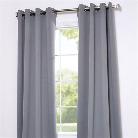 rideau isolant gris clair rideau occultant pas cher badaboum