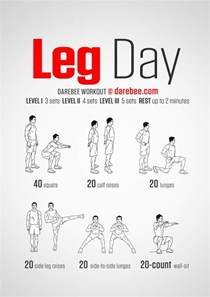 at home leg workouts leg day darebee workout exercises a