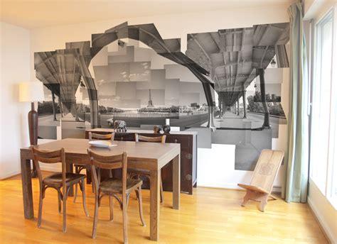 d 233 co salle a manger tapisserie