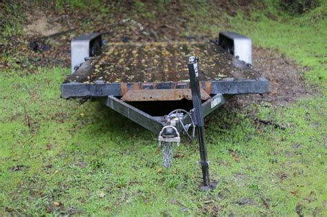 Boat Trailer Winch Recommendations by Recommendations On How To Fix A Bent Trailer Tongue