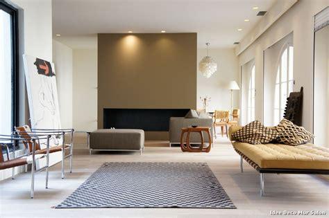 idee deco mur salon with contemporain salon d 233 coration de la maison et des id 233 es de design d