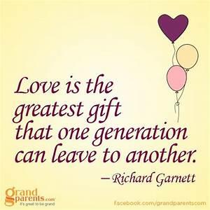 Quotes About Grandchildren From Grandparents. QuotesGram