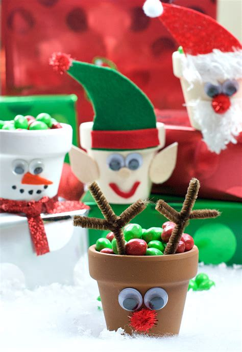 25 Cute And Simple Christmas Crafts For Everyone Crazy