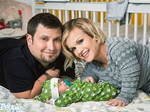 Terra Jolé and Joe Gnoffo's 'Miracle' Baby : People.com
