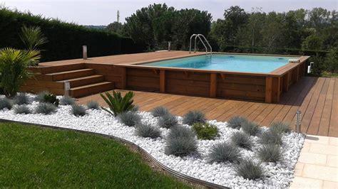 piscine bois azurea piscine