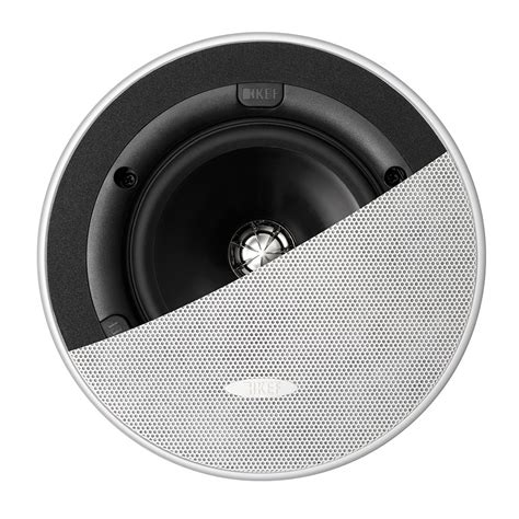 kef ci130qr in ceiling speaker single norvett electronics