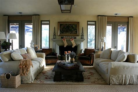rustic country living room design tips furniture home design ideas