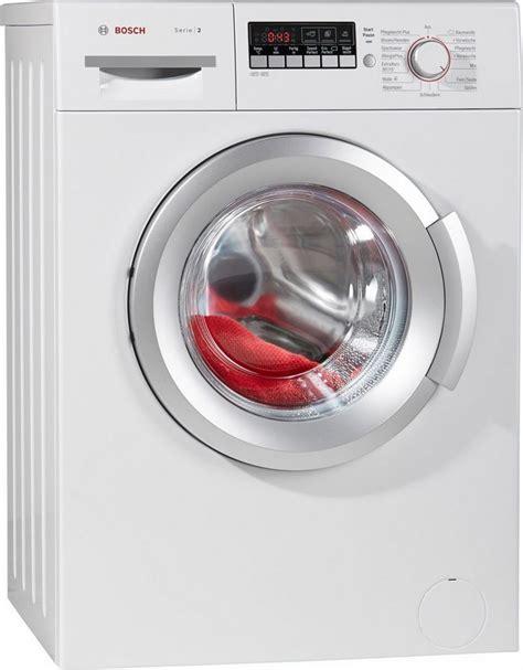 BOSCH Waschmaschine WAB282V1, A+++, 6 kg, 1400 UMin
