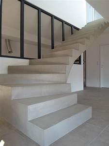Beton Cire Verarbeitung : m c beton cir perpignan 66 matieres et couleurs ~ Markanthonyermac.com Haus und Dekorationen