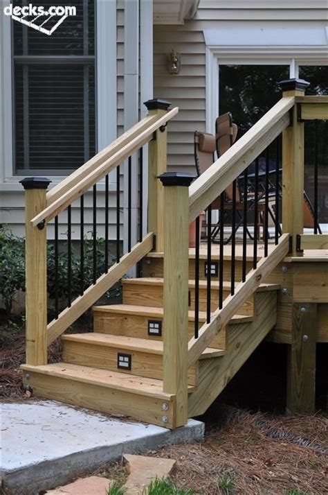best 25 outdoor stair railing ideas on banisters stair well and pipe fence