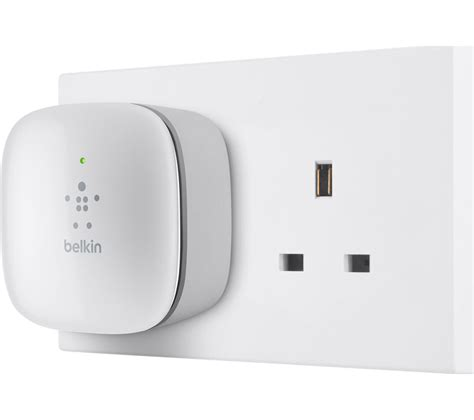 belkin f9k1015 wifi range extender n300 single band deals pc world
