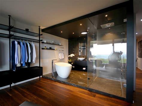 glassconcept italienne salle de bain vitre en verre porte de cloison