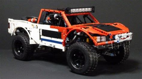 Lego Technic Rc Baja Trophy Truck  Technic 4x4