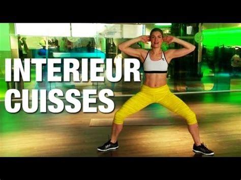 fitness master class int 233 rieur des cuisses