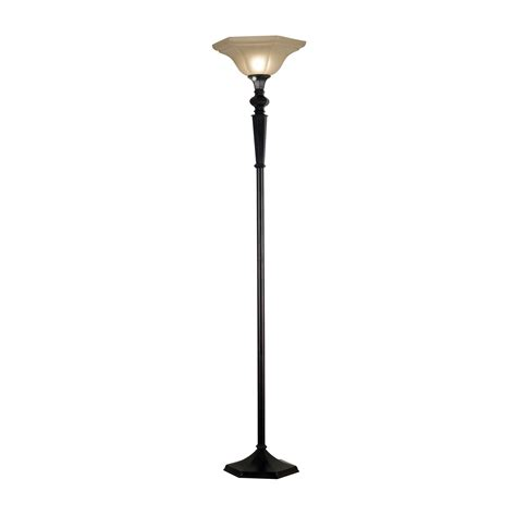 Rubbed Bronze Torchiere Floor L by Kenroy Home 20614orb Chesapeake Torchiere Floor L