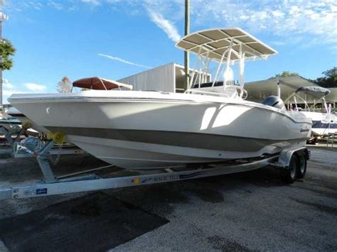 Nautic Star Boats Oklahoma by Used 2015 Nautic Star 231 Coastal For Sale In Leesburg