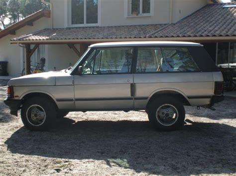 troc echange range rover classic 2 5 td 1993 sur troc