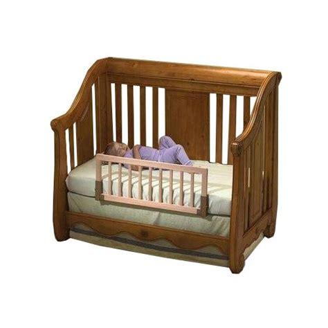 kidco convertible crib bed rail finish ebay