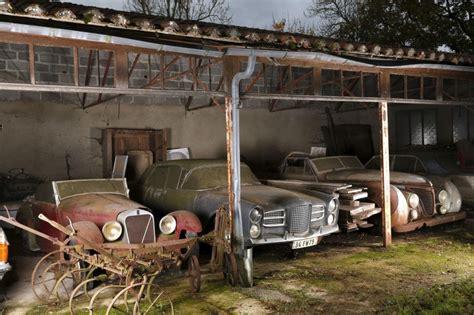 barn finds cars 100 car barn find includes ferraris bugatti