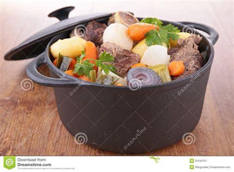pot au feu beef stew stock image image 35194751