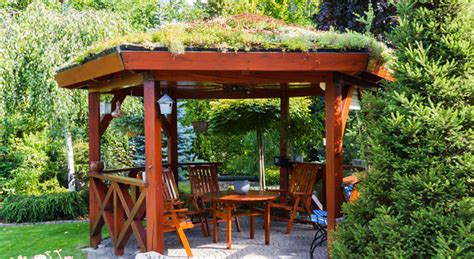 Holz Im Garten Pergola, Pavillon & Co