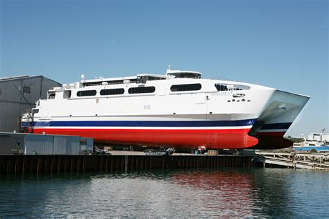 Catamaran Ferry Safety by Image Library Launches Construction Page 5 Austal