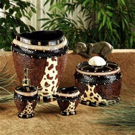 leopard print bathroom decor set leopard print bathroom decor home interior design