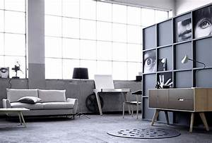 Graue Möbel Welche Wandfarbe : aschgrau mit holz und taubengrau bild 17 sch ner wohnen ~ Markanthonyermac.com Haus und Dekorationen