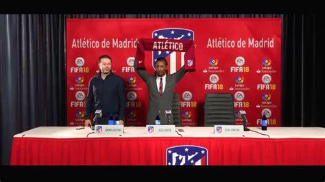 HUGE TRANSFER FOR ALEX HUNTER 😱 FIFA 18 THE JOURNEY YouTube
