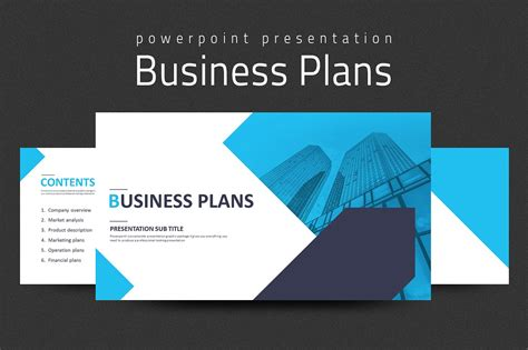 Top 23 Business Plan Powerpoint Templates Of 2017