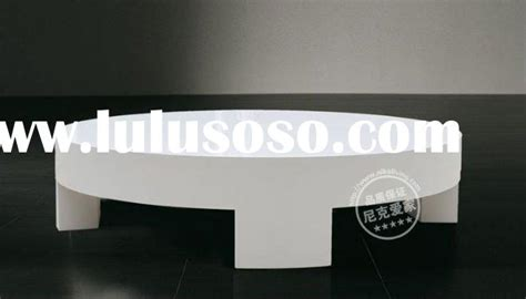 White Glossy Round Coffee Table Living Room Furniture For Kitchen Cabinet Rolling Shelves Cabinets Pantry Ideas Color Of Factory Outlet Hardware Home Depot Base Drawers Can You Paint White Adjusting Hinges